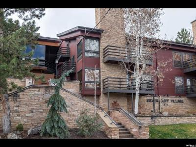 Park City Condo For Sale: 1375 Woodside Ave #102