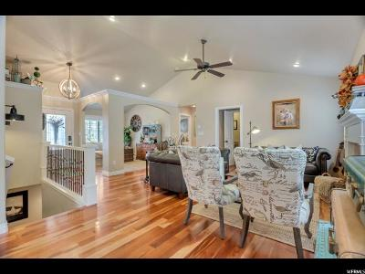 Cedar Hills Single Family Home For Sale: 8976 N Cottage Canyon Dr