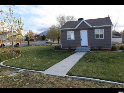 Spanish Fork Single Family Home For Sale: 680 E 700 N