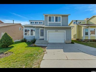 West Valley City Single Family Home For Sale: 3009 W Sussex Pl