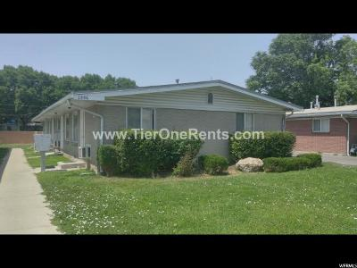 Rental For Rent: 2886 S 200 St E #3