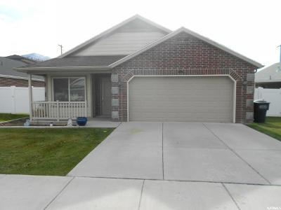 Brigham City Single Family Home For Sale: 933 W 1025 S