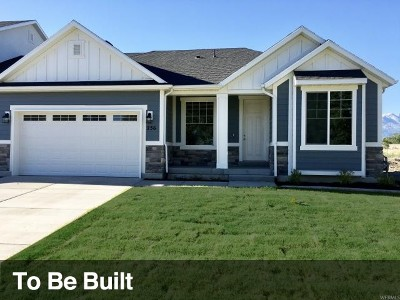 American Fork Single Family Home For Sale: 208 W 400 S #25B