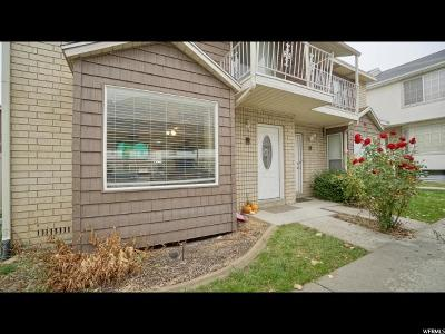 Provo Townhouse For Sale: 1402 S 1470 E