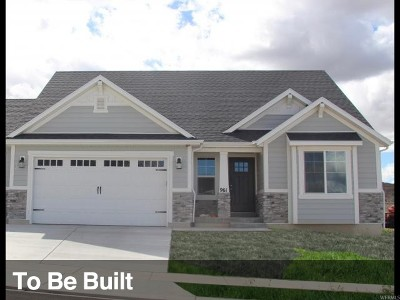 American Fork Single Family Home For Sale: 181 W 310 S #1B