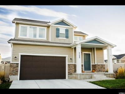 Eagle Mountain Single Family Home For Sale: 5108 E High Noon Ave