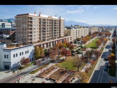 Salt Lake City Condo For Sale: 5 S 500 W #810
