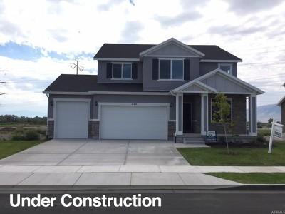 Lehi Single Family Home For Sale: 1554 S 270 E #44