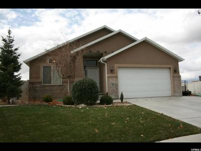 Saratoga Springs Single Family Home For Sale: 33 E Argyle Way
