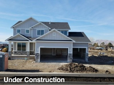 Lehi Single Family Home For Sale: 646 S 2150 W