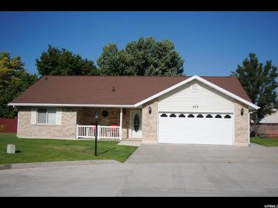 Logan Single Family Home For Sale: 869 N 275 W