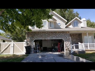 Spanish Fork Single Family Home For Sale: 1202 S 2600 E