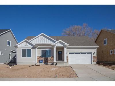 Spanish Fork Single Family Home For Sale: 1052 N Laredo Dr #60