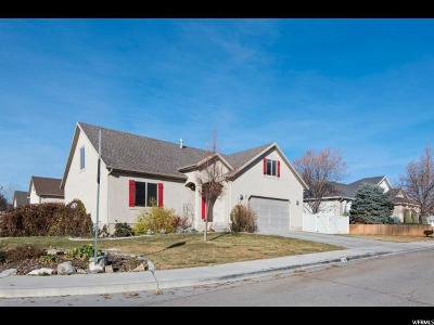 Pleasant Grove Single Family Home For Sale: 819 N 1570 W