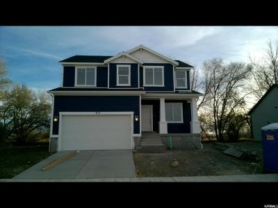 Provo Single Family Home For Sale: 615 W 1820 S #201