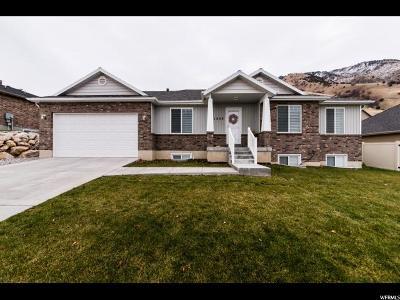 North Logan Single Family Home For Sale: 1850 N 2000 E