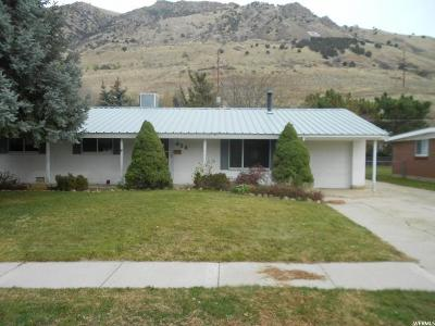 Brigham City Single Family Home For Sale: 428 Holiday Dr