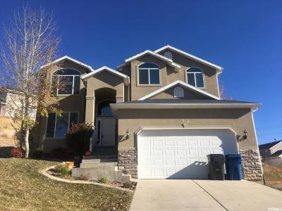Pleasant Grove Single Family Home For Sale: 712 E 1170 N