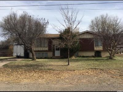 Single Family Home For Sale: 40 N 100 W