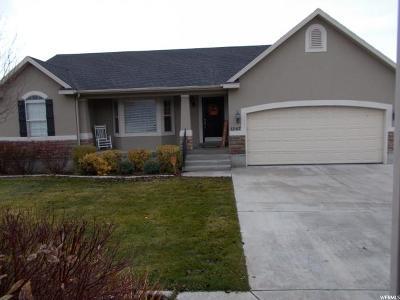 Springville Single Family Home For Sale: 1347 S 1530 W