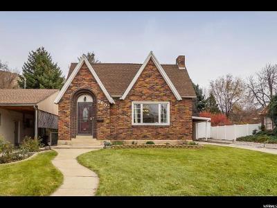 Springville Single Family Home For Sale: 360 N 200 E