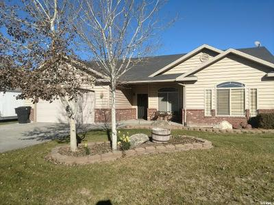 Tremonton Single Family Home For Sale: 1538 W 125 N