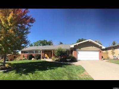 Holladay Single Family Home For Sale: 2695 E Wanda Way S