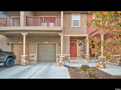 South Jordan Townhouse For Sale: 10996 S Maple Forest Way W