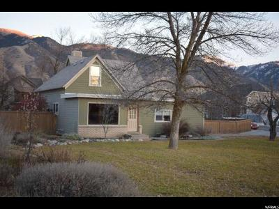 River Heights Single Family Home For Sale: 586 S 600 E