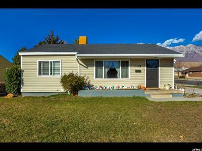 Orem Single Family Home For Sale: 445 E 400 N