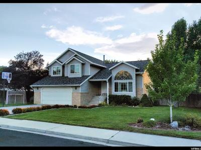 Orem Single Family Home For Sale: 1455 N 200 W