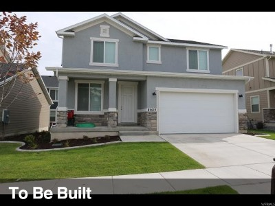 American Fork Single Family Home For Sale: 332 S 190 W #7B