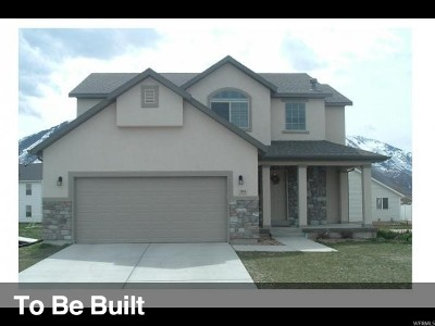 Spanish Fork Single Family Home For Sale: 883 N Legacy Park Dr Dr #PINEVI