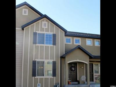 Spanish Fork Townhouse For Sale: 1855 E 230 S #411