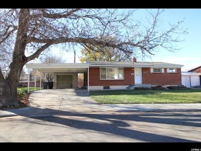 Springville Single Family Home For Sale: 503 N 150 E