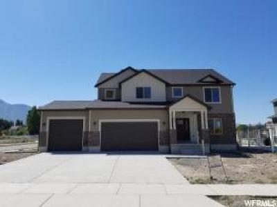 Springville Single Family Home For Sale: 368 E 700 N #LOT 15