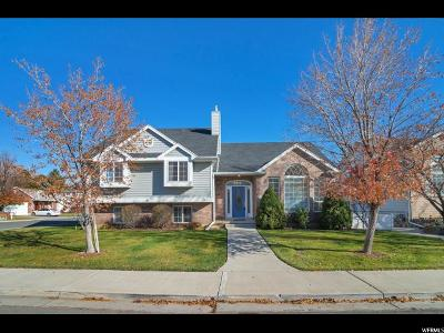 Orem Single Family Home For Sale: 269 S 900 W