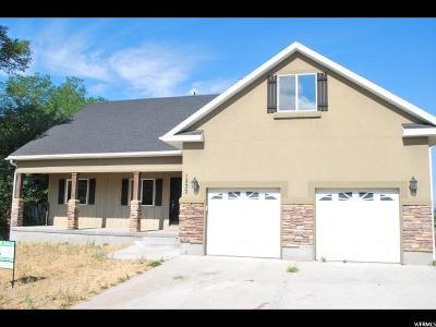 Lehi Single Family Home For Sale: 1533 N Fitzgerald Ln