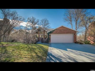 Cottonwood Heights UT Single Family Home For Sale: $599,000