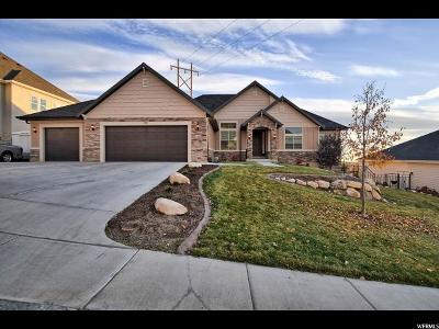 Lindon Single Family Home For Sale: 718 E 770 N
