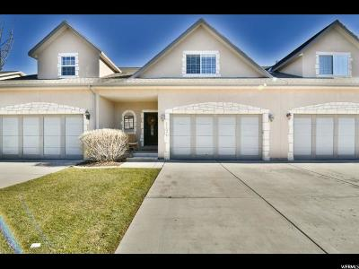 Spanish Fork Townhouse For Sale: 1231 S 2910 E