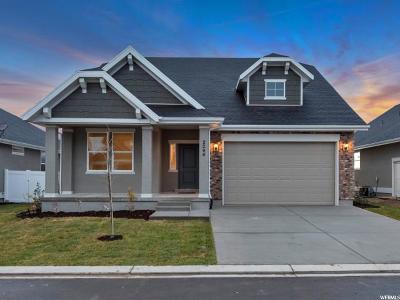 Mapleton Single Family Home For Sale: 2244 W Autumn Dr #19