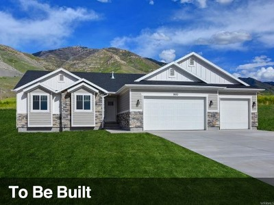 Saratoga Springs Single Family Home For Sale: 4111 S Sandpiper Ln
