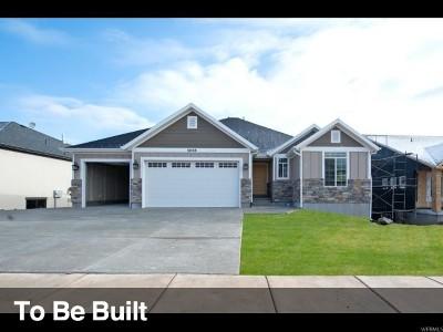Saratoga Springs Single Family Home For Sale: 4115 S Sandpiper Ln