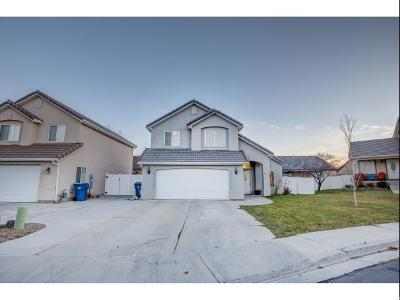 Spanish Fork Single Family Home For Sale: 493 W 300 S