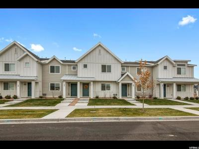Saratoga Springs Townhouse For Sale: 71 E Legacy Pkwy S