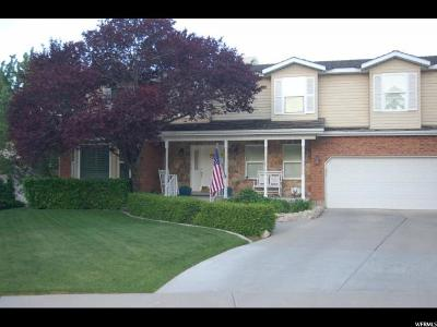 Orem Single Family Home For Sale: 1118 E 150 N