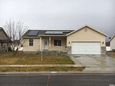 Eagle Mountain Single Family Home For Sale: 2125 Juniper Dr