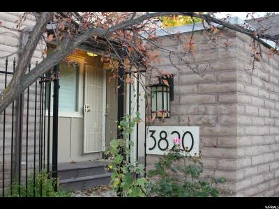 Provo Townhouse For Sale: 3820 N Little Rock Dr E