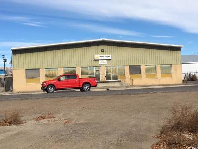 Commercial For Sale: 175 E 200 S